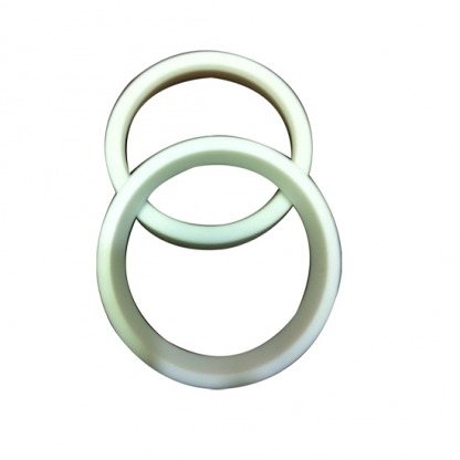 Steel edge seal -